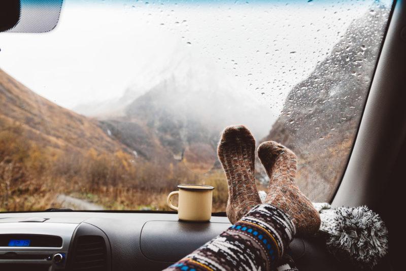 Road-trip : Entre philosophie de vie et simplicité