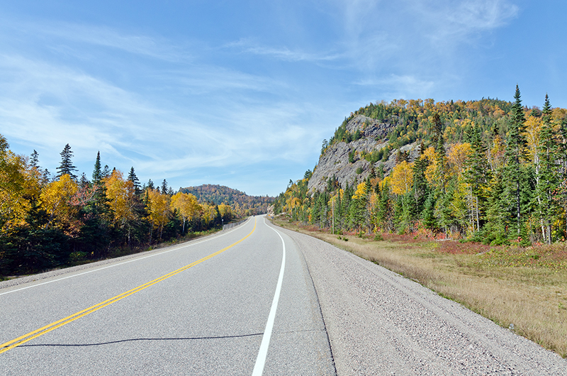 Routes mytiques Canada