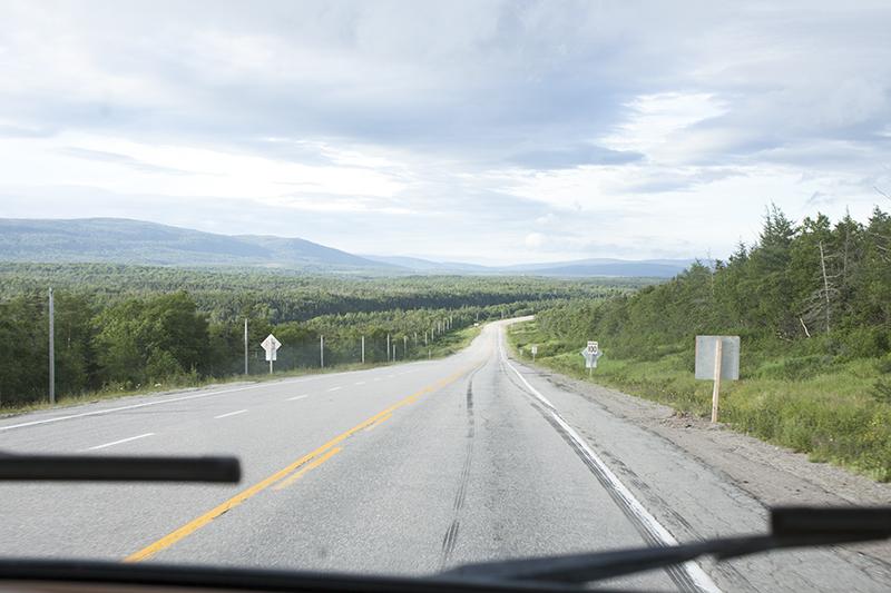 préparer roadtrip Canada