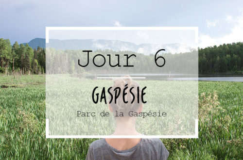 Roadtrip Gaspésie