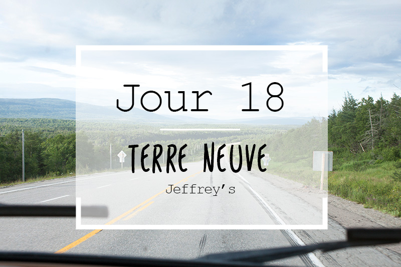 Jour 18 : Nouvelle boussole, nouvelle motivation