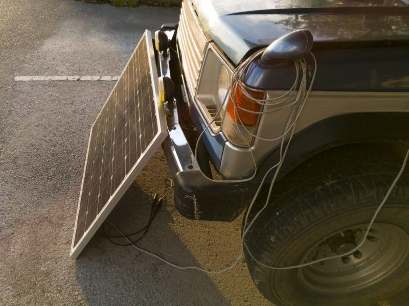 Batterie secondaire van, batterie auxiliaire roadtrip, panneaux solaire batterie roadtrip