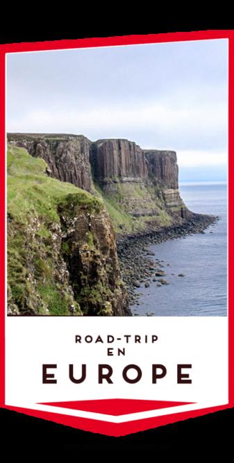 road trip europe ecosse