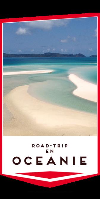 road trip en oceanie