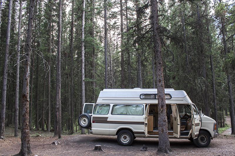 Boondocking au Canada : nos 31 campsites gratuits !