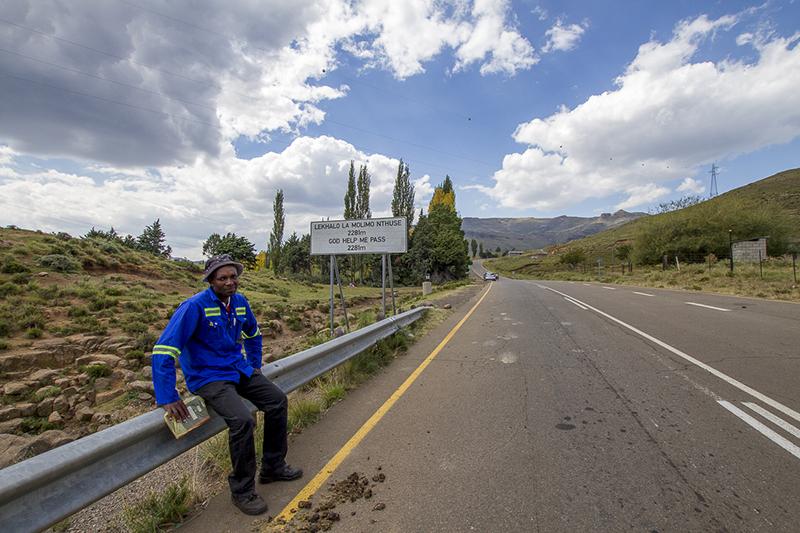 Road trip au Lesotho