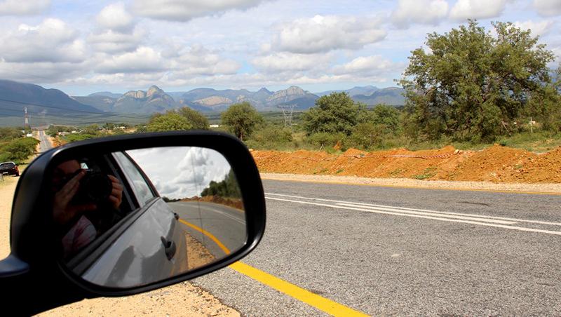 Road trip en Afrique du Sud