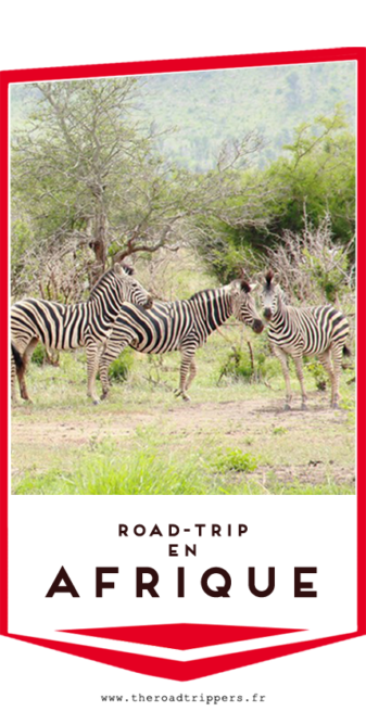 road trip en afrique