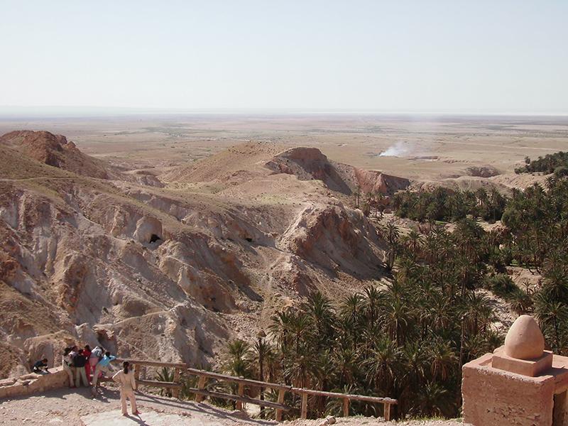 Roadtrip en Tunisie