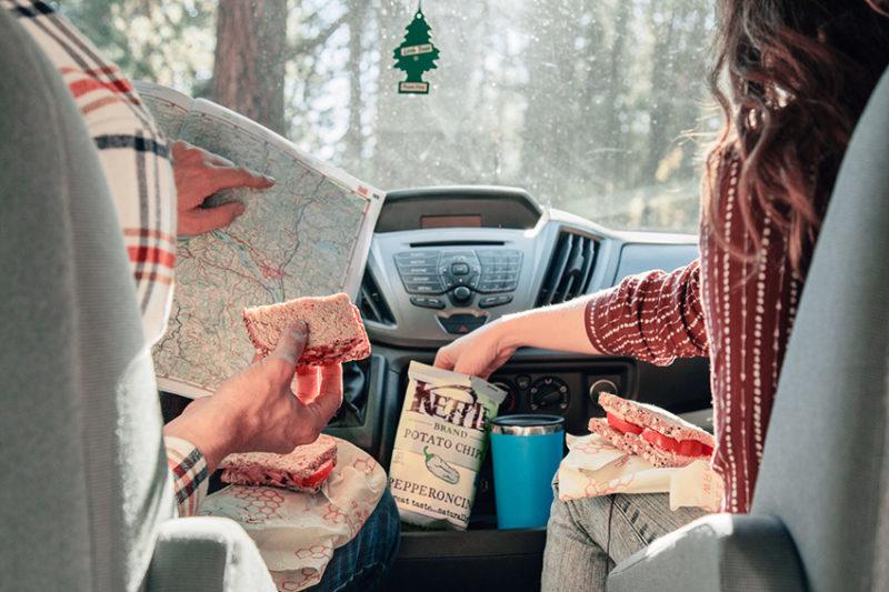 recette roadtrip