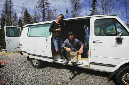 """<span class=""""entry-title-primary"""">Suzanne, pvtiste au Canada, découvre le vanlife entre les États-Unis et Tofino !</span> <span class=""""entry-subtitle"""">Suzanne est une vagabonde et durant son PVT au Canada, elle a testé un road-trip en van de Montréal à Vancouver en passant par les États-Unis, elle a également passé 2 mois à Tofino pour profiter du bon air et de la vie en van. </span>"""