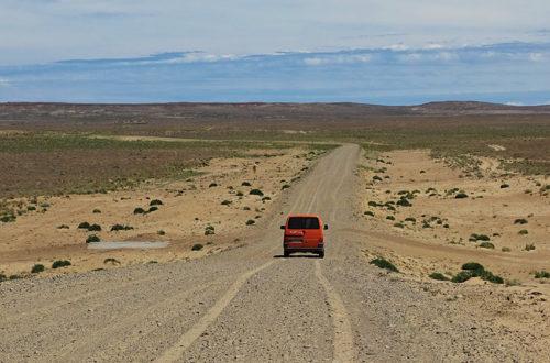 """<span class=""""entry-title-primary"""">Roadtrip en van au Kazakhstan : une franche immersion en Asie centrale</span> <span class=""""entry-subtitle"""">Une traversée fantastique du désert Kazakh</span>"""