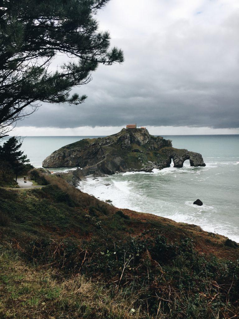 Road-trip en van sur la côte atlantique espagnole