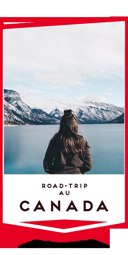 road trip sur les routes canadiennes