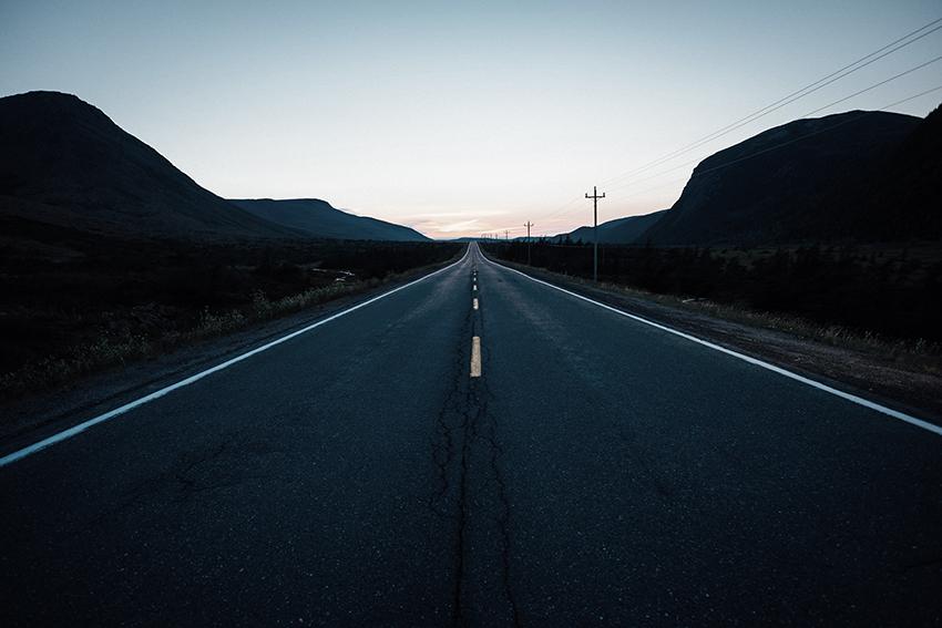 road trip Terre Neuve