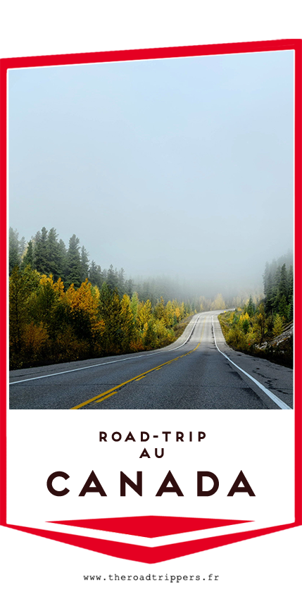 faire un road trip au canada