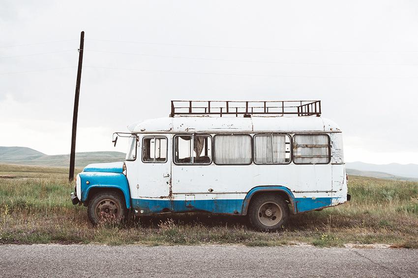 L'aménagement complet d'un van à moins de 5000 euros