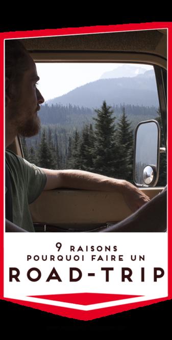 pourquoi faire un road trip ?