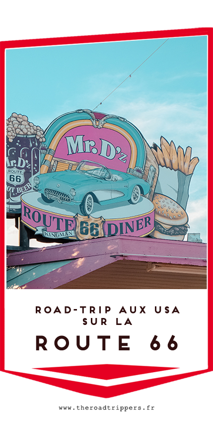 road trip route 66