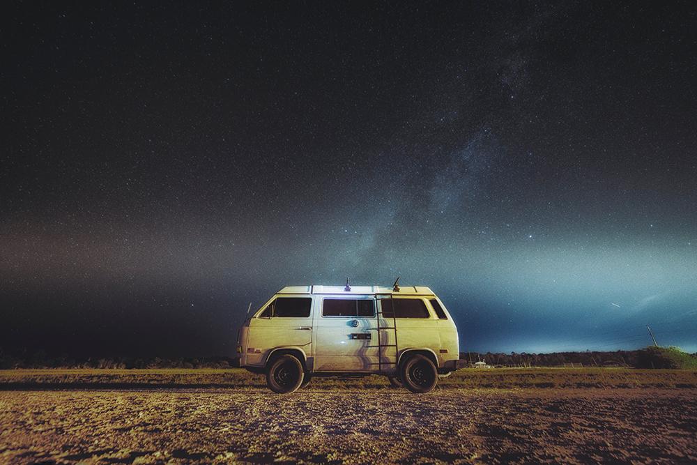 Où dormir avec son van aménagé et camper en toute tranquillité ?