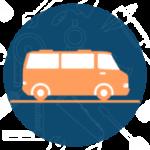 envie nomade logo
