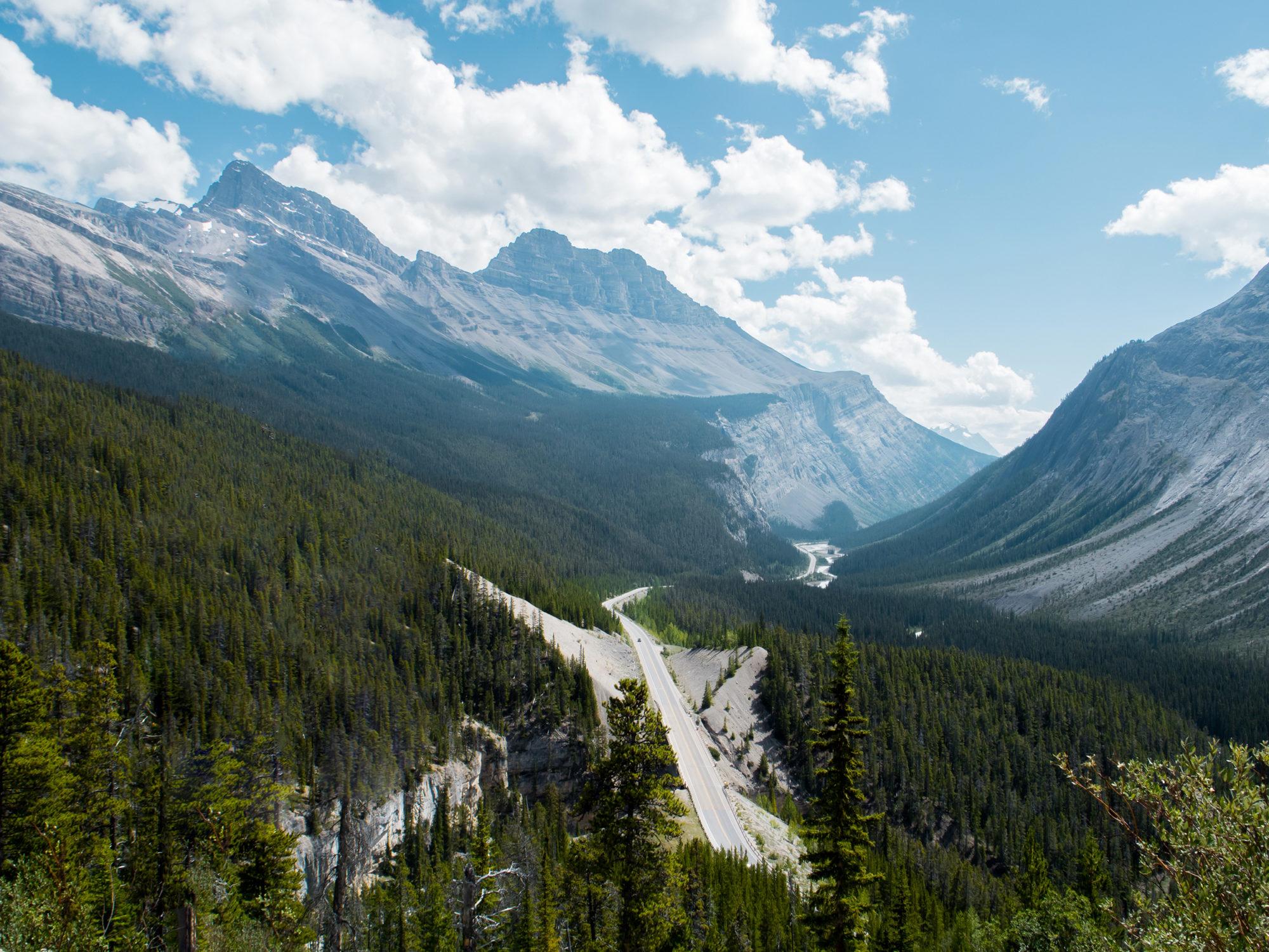 La promenade des Glaciers : 9 arrêts indispensables sur la route