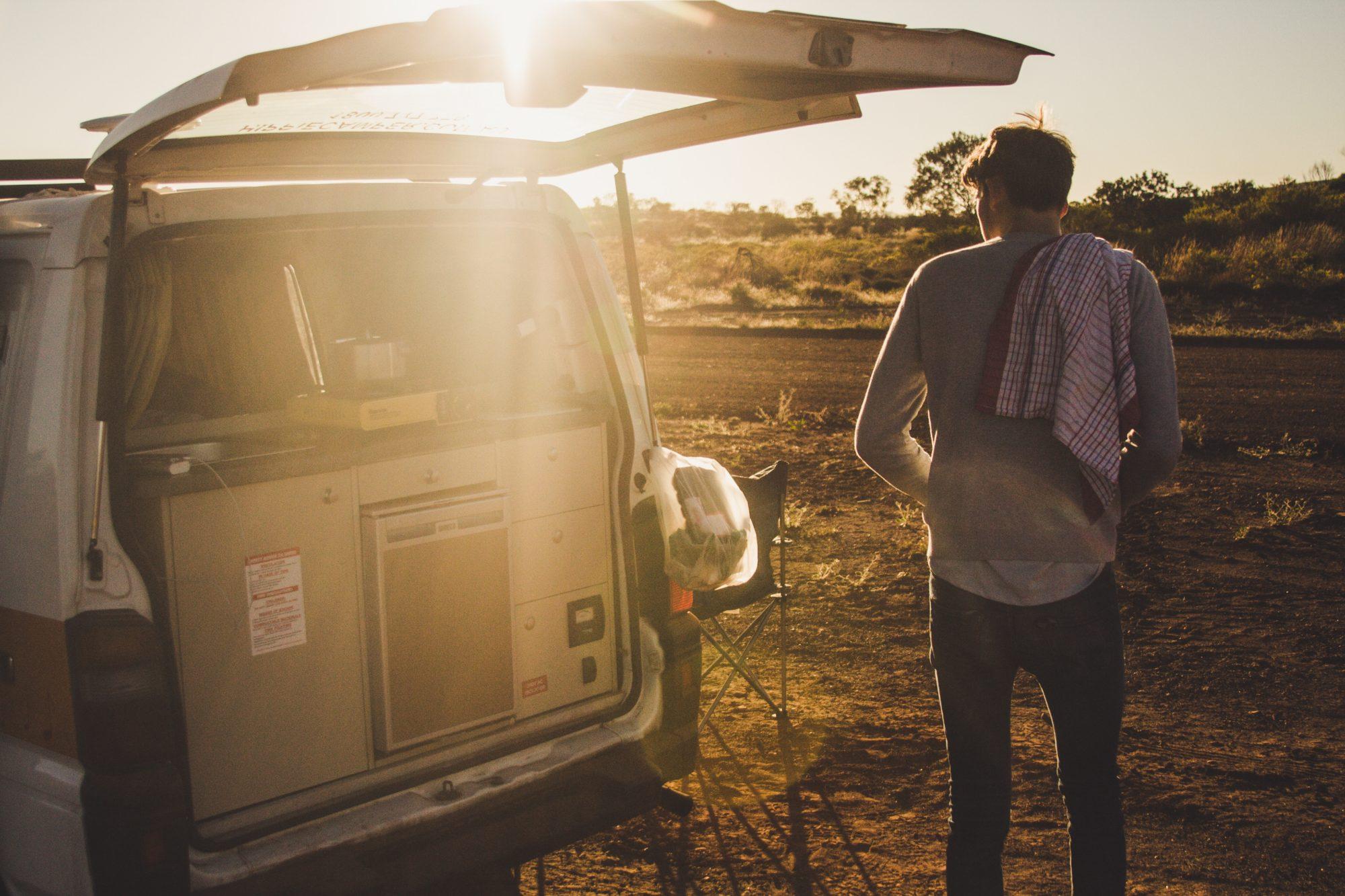 Faire un Road trip avec un inconnu: Pour le meilleur comme le pire