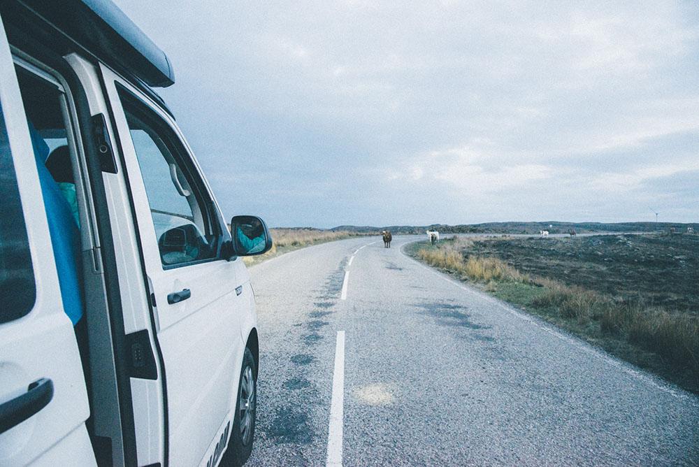 Un road trip aux couleurs de l'Écosse