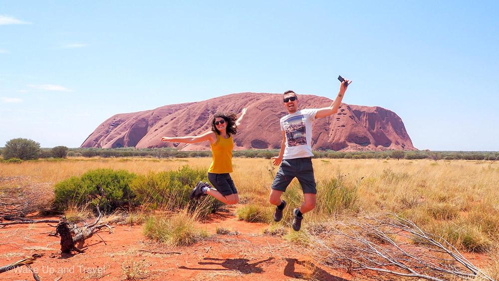 roadtrip australie uluru