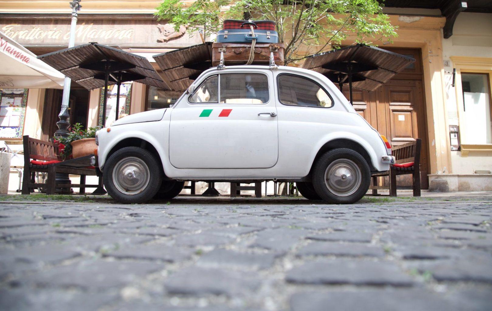 Partir en road trip en Italie