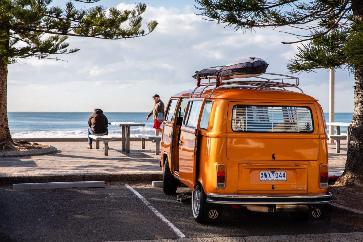 L'achat d'un van aménagé Volkswagen