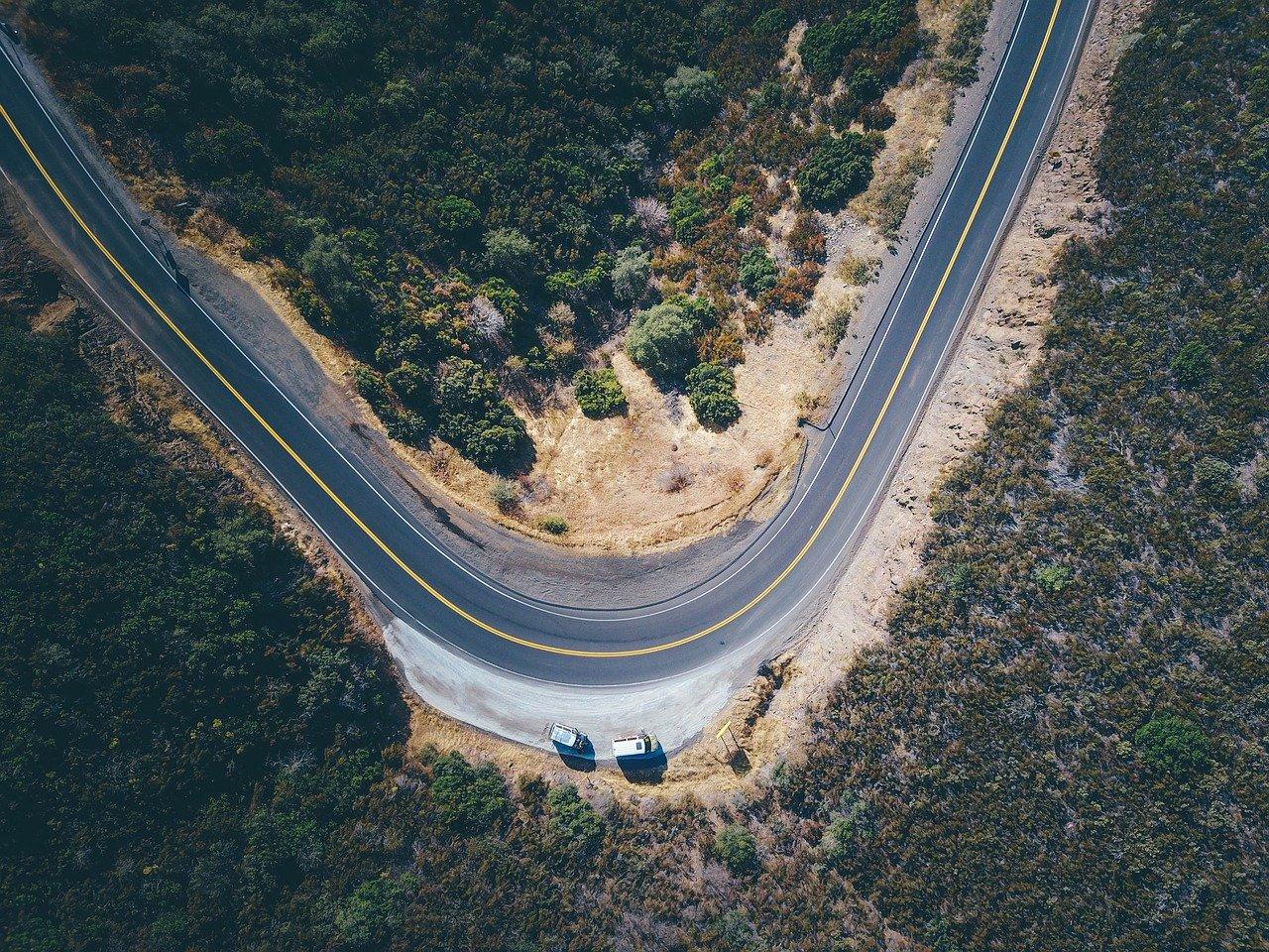 road trip route des cretes