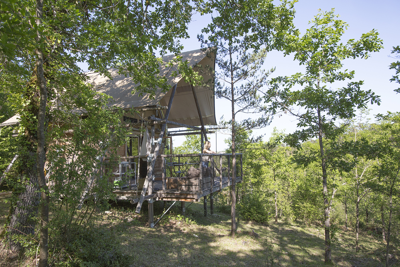 Roadtrip en Huttopia : Top 3 des plus beaux villages & campings