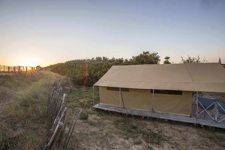 10 bonnes raisons de découvrir le camping en Huttopia